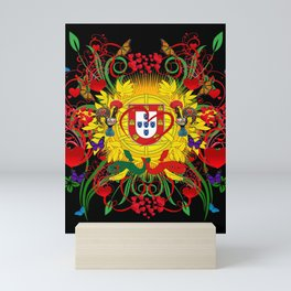 Galo de Barcelos, Portugal Mini Art Print