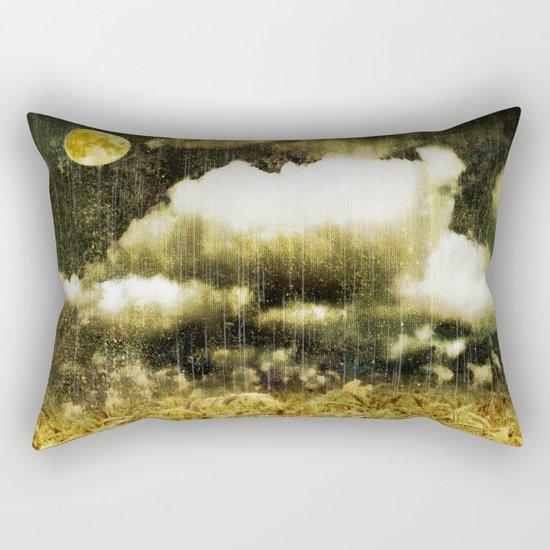 The Golden Age Rectangular Pillow