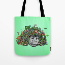 DERIVATIVE! Tote Bag
