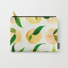 Wild Lemons Carry-All Pouch