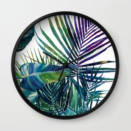 The jungle vol 2 Wall Clock