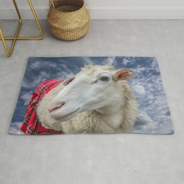 Beautiful sheep Rug