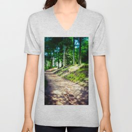 Walk With Me Unisex V-Neck