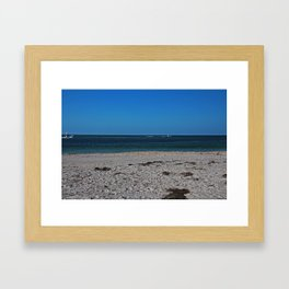 A Lovely Point of View Framed Art Print