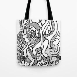 Sing The Glues - PopCore 02 Tote Bag