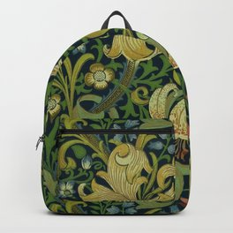 "John Henry Dearle ""Golden Lily"" 1. Backpack"
