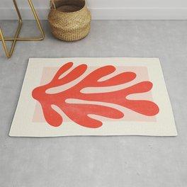 Jazz Leaf: Matisse Edition | Mid Century Series Rug