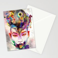 Entropy Stationery Cards