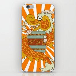 Kegfist Brewery iPhone Skin