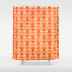 fragil  Shower Curtain