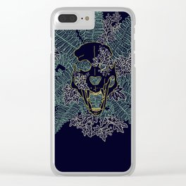 Who is king now..? Clear iPhone Case