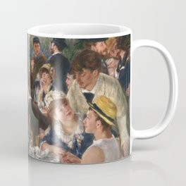Luncheon of the Boating Party by Renoir Coffee Mug