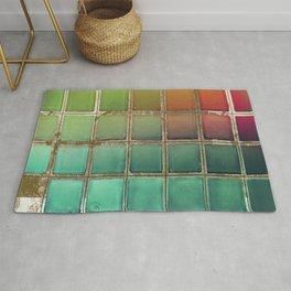 Color Chart I Rug