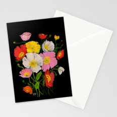 ICELANDIC POPPIES Stationery Cards