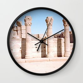 Temple of Dendera, no. 3 Wall Clock