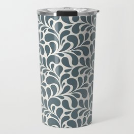 Beautiful Pattern #5 Floral Travel Mug