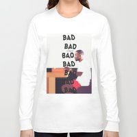 religion Long Sleeve T-shirts featuring Bad Religion. by indefinit