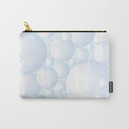 Air Bubbles Carry-All Pouch