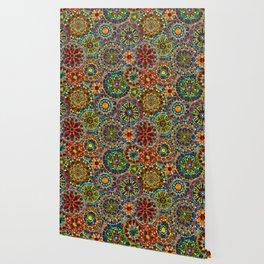 Cheerful Circles Wallpaper