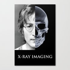 Imaging 2 Canvas Print