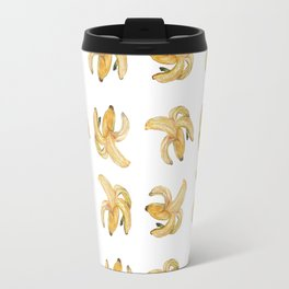 Banana pattern Travel Mug