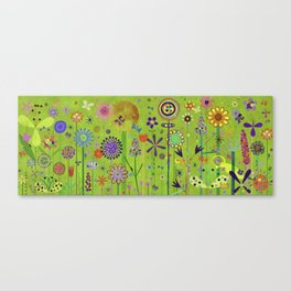 Mad Meadow Canvas Print