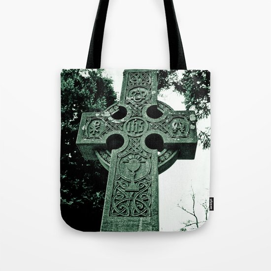 Celtic heritage Tote Bag