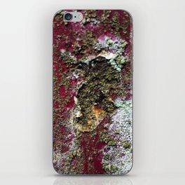 Rusty art  iPhone Skin