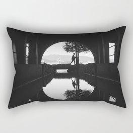 Urban Explorers Rectangular Pillow