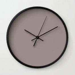Ash. Wall Clock