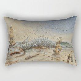 aprés la tempête Rectangular Pillow