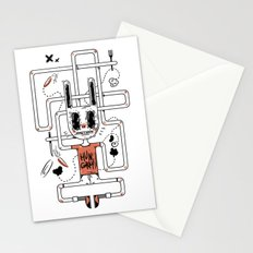 I'm hungry! Stationery Cards