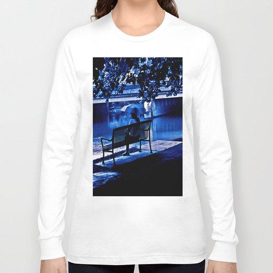 A Blue Morning Long Sleeve T-shirt