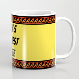 Earths Mightiest Coffee  Coffee Mug