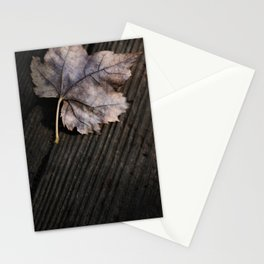 the lifelines of fall 2 Stationery Cards