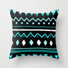 Patterm 2 Throw Pillow