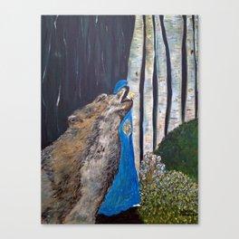 North Woods Canvas Print