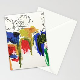 Absorbed. Stationery Cards