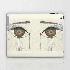 Sad Eye Laptop & iPad Skin