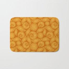 Oriental gold Bath Mat