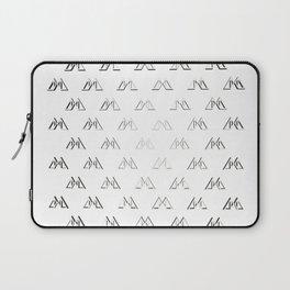 Amalgamamma Pattern Laptop Sleeve