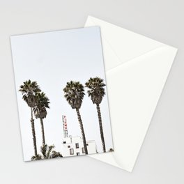 Pismo Beach Hotel Stationery Cards