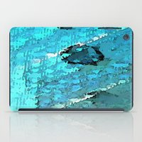 voyage iPad Cases featuring Voyage by Paul Kimble