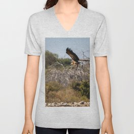 Birds of Namibia 2 Unisex V-Neck