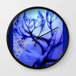 Century - Passing of the Century Plant Wall Clock