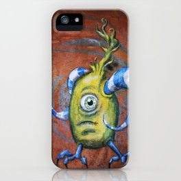 """I can do it myself"" iPhone Case"