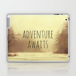 Adventure Awaits II Laptop & iPad Skin