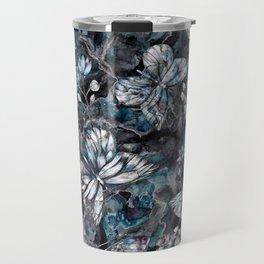 Bohemian Butterflies Travel Mug
