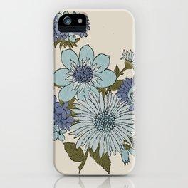 Dorchester Flower 2 iPhone Case