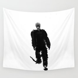 The lost solider  Wall Tapestry